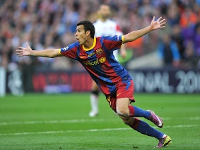 Result: Barcelona hit Thailand for seven