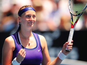 Kvitova fit for Fed Cup final