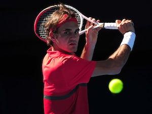 Result: Federer reaches Swiss final