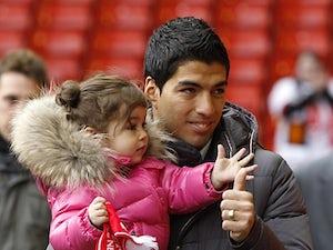 Suarez would repeat handball at Wembley