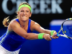Azarenka delighted to end year as number one