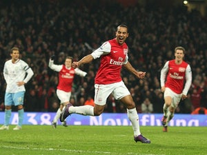 Walcott not concerned about starting