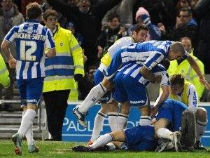 Result: Buckley brace sinks Huddersfield