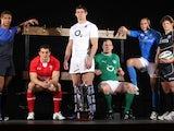 2012 Six Nations Captains