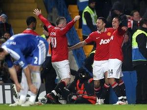 Result: Chelsea 3-3 Man United