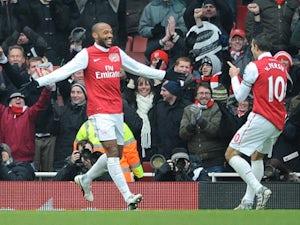 Henry never considered Arsenal return