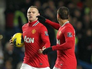 Team News: Rooney returns for Man United