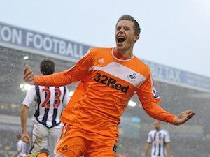 Result: Swansea City 3-0 Blackburn Rovers