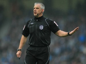 Premier League deny dropping referee