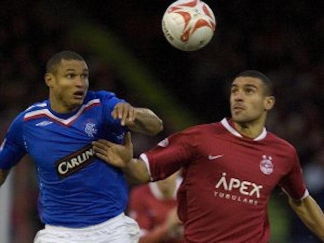 Daniel Cousin rejoins Rangers