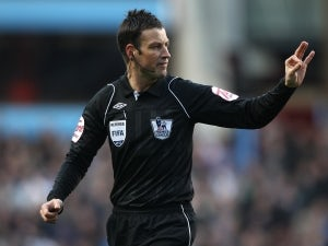 British referee Clattenburg gets Olympic football final
