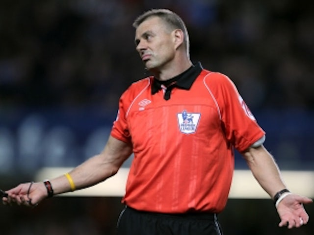 Referee Halsey to face legal action?