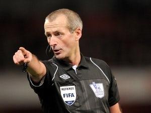 Atkinson to assist CL semi-final