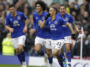 Result: Everton 2-0 Chelsea