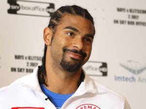 Haye wants Vitali Klitschko fight