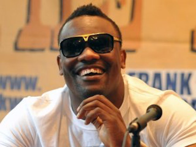 Chisora: 'I'm in great shape'