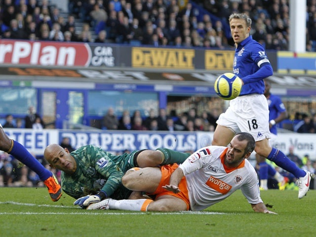 7763422e0 Tim Howard relishing Tottenham Hotspur trip - Sports Mole
