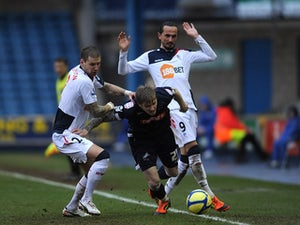 Half-Time Report: Millwall 2-1 Middlesbrough