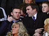 Wayne Rooney and Alan Stubbs