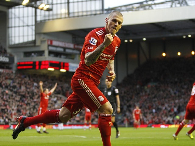 Agent: 'Skrtel move unlikely'