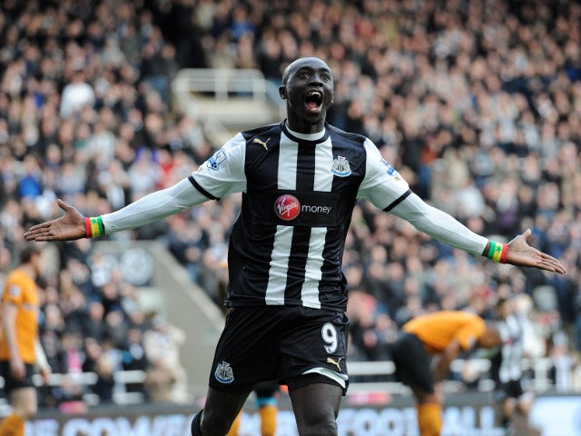 Cisse pulls out of Newcastle tour