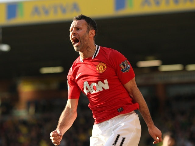 Giggs sees room for improvement