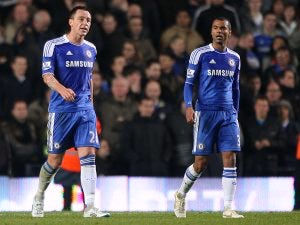 Terry, Cole return to training