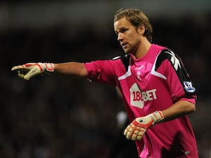 West Brom plan Jaaskelainen talks