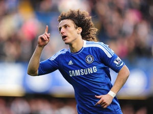 Chelsea 'reject City offer for Luiz'