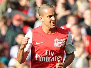 Spartak in for Walcott?