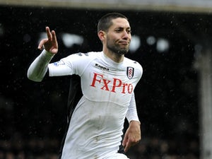 Dempsey left out of Fulham squad