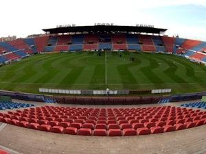 Result: Levante cruise to Twente win