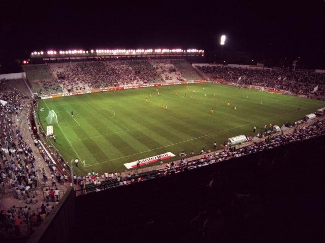 Estadio Benito Villamarin