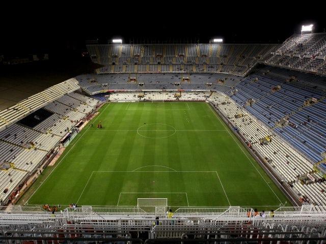 Result: Valencia 2-0 Tottenham Hotspur