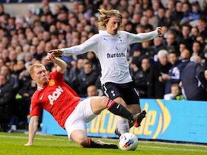 Modric to hold Spurs talks
