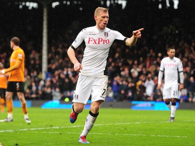 Pogrebnyak to decide Fulham future