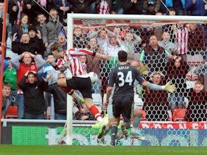 Half-Time Report: Sunderland 1-1 Bolton Wanderers