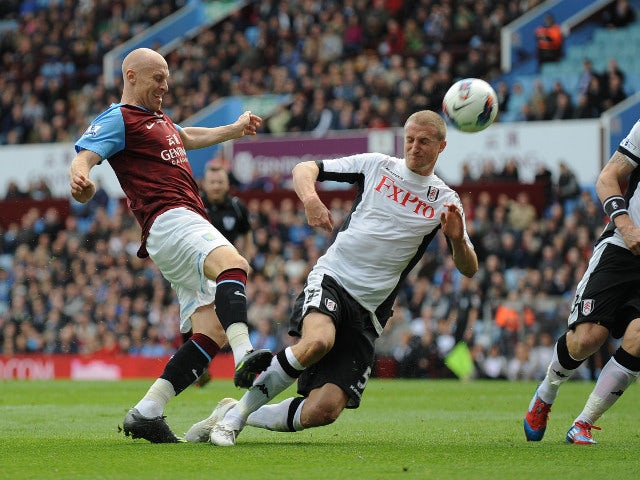 Fulham reject QPR's Hangeland approach?