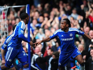 Drogba hints at Chelsea departure