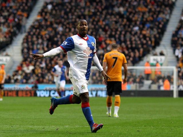 In Pictures: Wolves 0-2 Blackburn