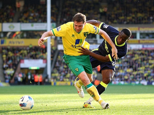 Norwich reject Holt's transfer request