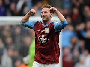 Half-Time Report: Aston Villa 1-0 Stoke