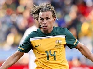 Holman to leave Villa for UAE