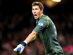 Pantilimon to see out Man City contract?