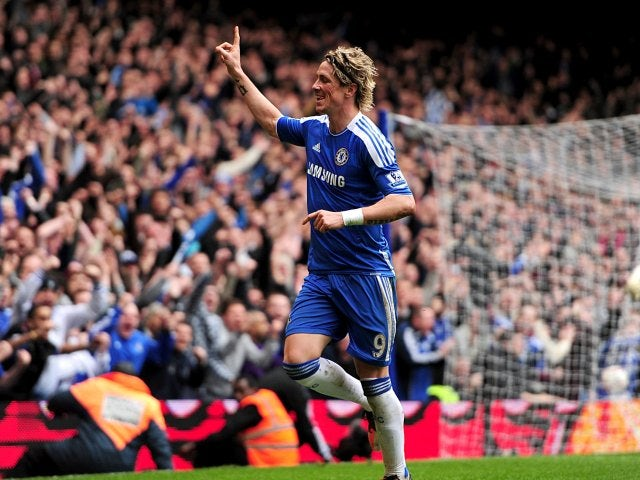 Torres reveals Abramovich backing