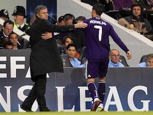 PSG 'target Ronaldo, Mourinho'
