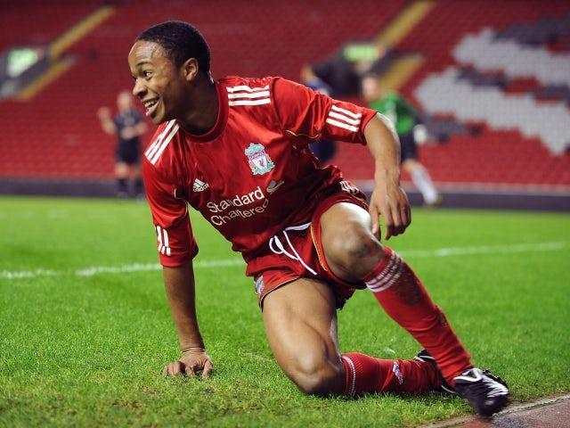 Sterling named in England Under-21 squad