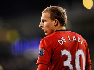 De Laet excited for new campaign
