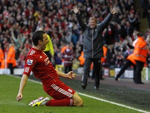Team News: Downing starts for Liverpool