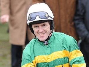 McCoy to ride despite injury